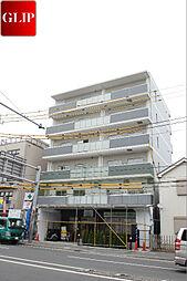 KMG横浜[4階]の外観