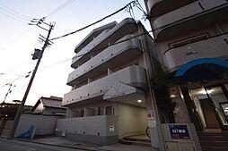 セントラルハイツ安田通[3階]の外観