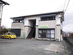 永野コーポI[102号室]の外観
