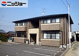 セントヒル竹元館 B棟[2階]の外観