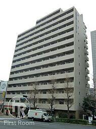 東京都品川区西五反田8丁目の賃貸マンションの外観