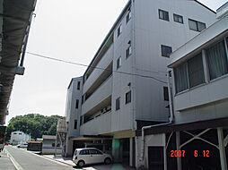 竹内マンション[302号室]の外観