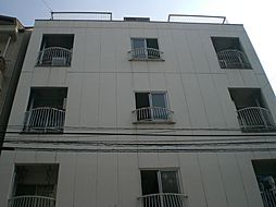 リバーヒル長居[4階]の外観