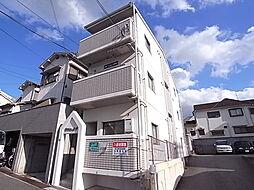 兵庫県神戸市垂水区本多聞3丁目の賃貸マンションの外観