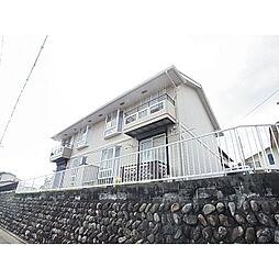 静岡県静岡市清水区村松の賃貸アパートの外観