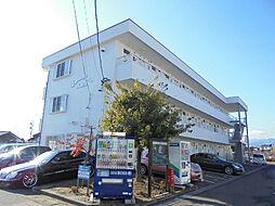 長野県長野市大字大豆島の賃貸マンションの外観