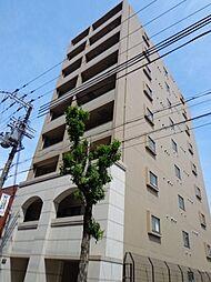 ラムール波除[6階]の外観