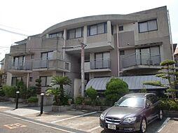 大阪府高槻市桜ケ丘南町の賃貸マンションの外観