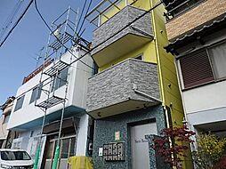シエテ生野東[3階]の外観