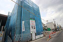 セブンプロート坪井 B棟[2階]の外観