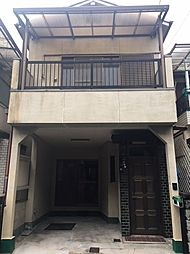 [一戸建] 大阪府八尾市南本町9丁目 の賃貸【/】の外観