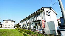 埼玉県熊谷市円光1丁目の賃貸アパートの外観