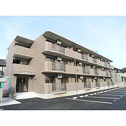 福島県郡山市町東1丁目の賃貸マンションの外観
