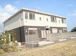 千葉県我孫子市新々田の賃貸アパートの外観