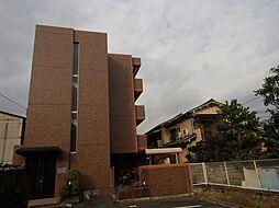 大阪府豊中市利倉3丁目の賃貸マンションの外観