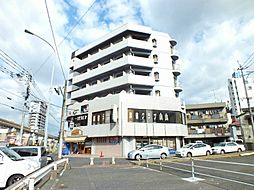 グランドール富士見[3階]の外観