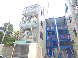 アクティ北浦和[2階]の外観