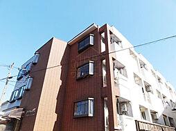 大阪府堺市堺区車之町西3丁の賃貸マンションの外観