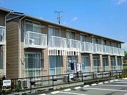 タウニートヨタ B[1階]の外観