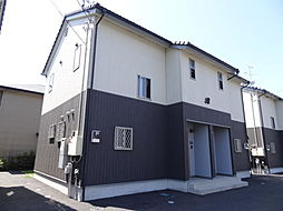[テラスハウス] 茨城県那珂市菅谷 の賃貸【/】の外観