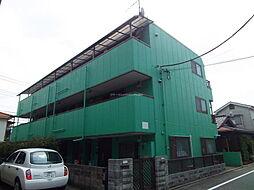 東京都武蔵野市関前5丁目の賃貸マンションの外観