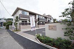 [テラスハウス] 愛媛県松山市上市2丁目 の賃貸【/】の外観