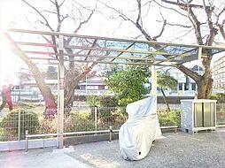 神奈川県横浜市戸塚区名瀬町1丁目の賃貸アパートの外観