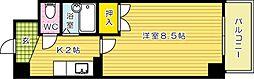 エトワールNK--[303号室]の間取り