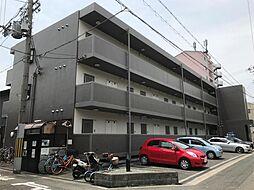 大阪府大阪市西成区天下茶屋東1丁目の賃貸マンションの外観