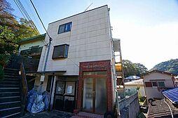 兵庫県宝塚市切畑字長尾山の賃貸マンションの外観