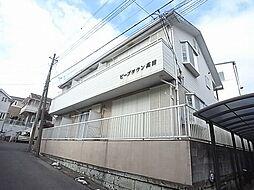 ビーブタウン高田[2階]の外観
