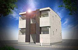 (仮称)中村区高須賀町(3)新築アパート