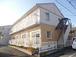 長野県長野市三輪3丁目の賃貸アパートの外観