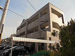 愛知県名古屋市西区大野木3丁目の賃貸マンションの外観