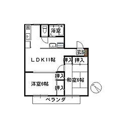 地御前駅 4.8万円