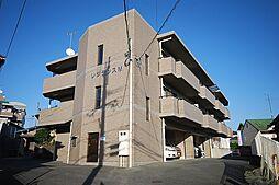 福岡県春日市下白水南5丁目の賃貸マンションの外観