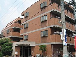 兵庫県尼崎市常吉2丁目の賃貸マンションの外観