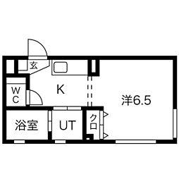 近鉄八田駅 5.2万円
