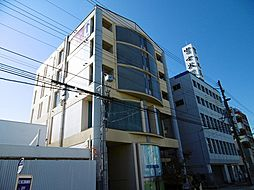 コロナール甲子園[1階]の外観