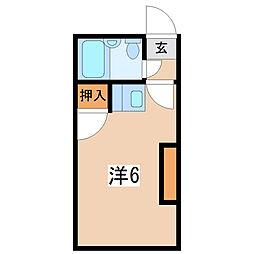 足羽山公園口駅 2.5万円