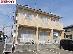 東一身田駅 2.5万円
