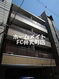 アミューズ千代崎[4階]の外観