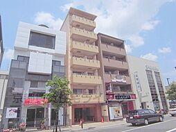 京都府京都市東山区三条通大橋東5丁目西海子町の賃貸マンションの外観