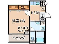城陽駅 5.7万円