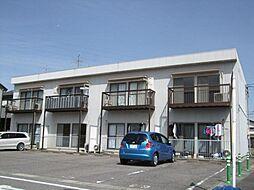 安井マンションIII[2階]の外観