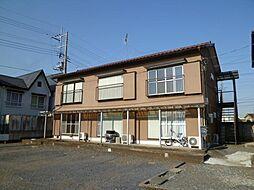 奥冨荘[203号室]の外観
