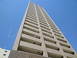 リーガルタワー大阪[11階]の外観