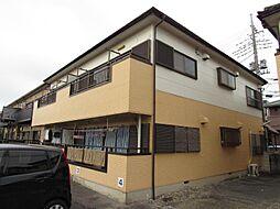 埼玉県さいたま市浦和区瀬ケ崎1丁目の賃貸アパートの外観
