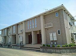 静岡県浜松市南区増楽町の賃貸アパートの外観