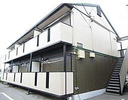 静岡県沼津市小諏訪の賃貸アパートの外観